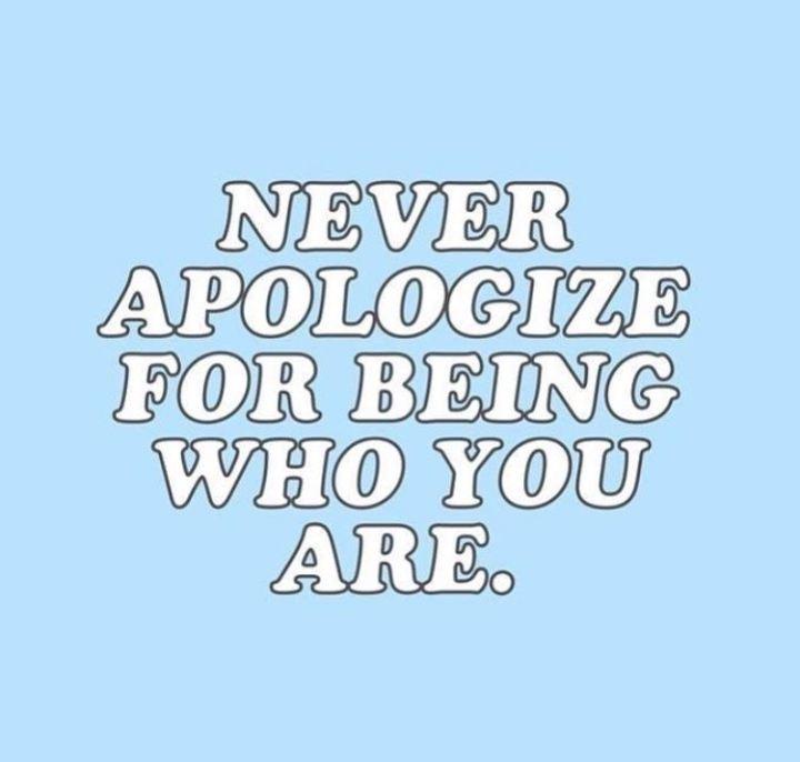 neverapologize